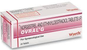 Buy Ovral G online